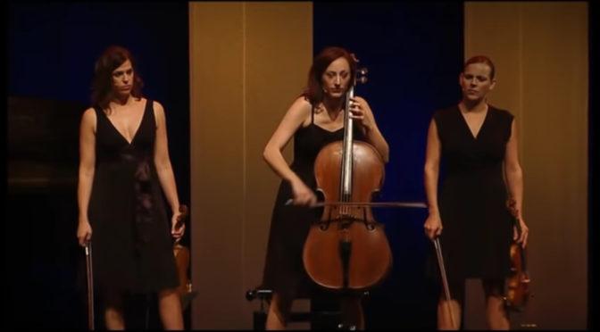 Grandioses Konzert von SALUT SALON im Stadttheater Fürth