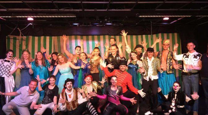 Ein Sommernachtstraum – Musical-Revue