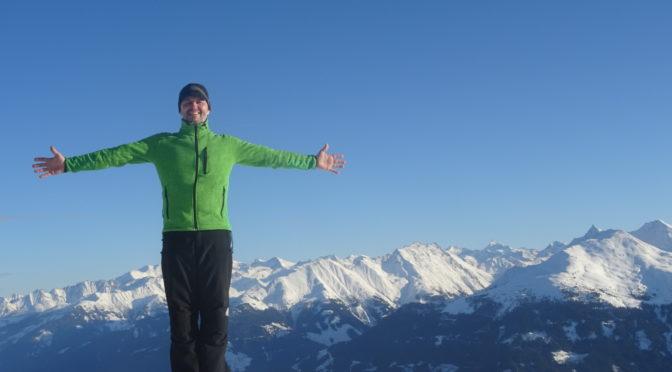 Snowboarding in Mittersill