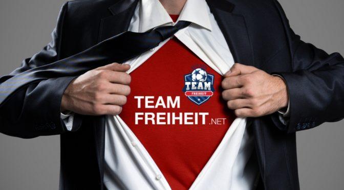 Team Freiheit!