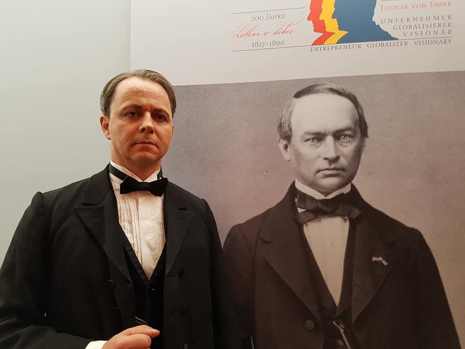 Lothar von Faber